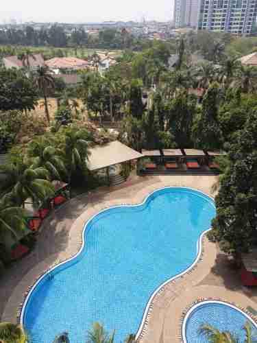 Apartemen Nuansa Hijau / Green View Pondok Indah